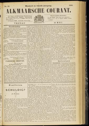 Alkmaarsche Courant 1900-05-18