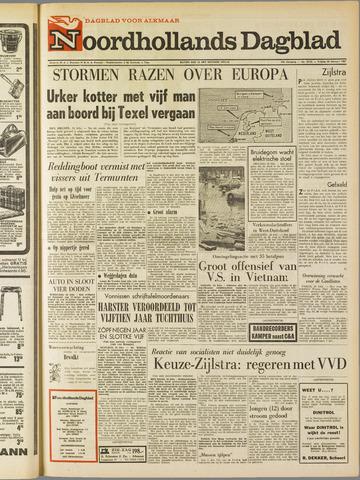 Noordhollands Dagblad : dagblad voor Alkmaar en omgeving 1967-02-24