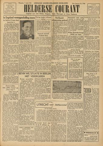 Heldersche Courant 1948-04-07