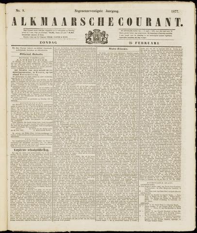 Alkmaarsche Courant 1877-02-25