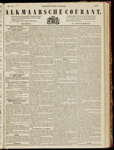 Alkmaarsche Courant 1877-09-02