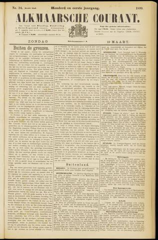 Alkmaarsche Courant 1899-03-19