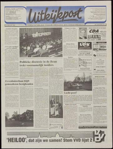 Uitkijkpost : nieuwsblad voor Heiloo e.o. 1998-02-25