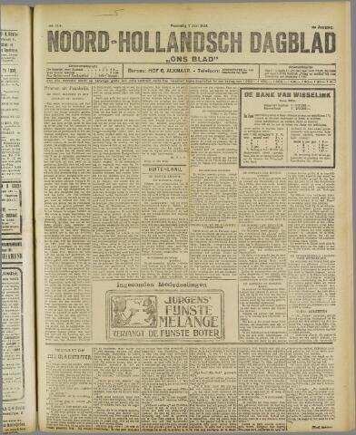 Ons Blad : katholiek nieuwsblad voor N-H 1922-06-07