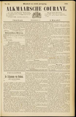 Alkmaarsche Courant 1899-03-17