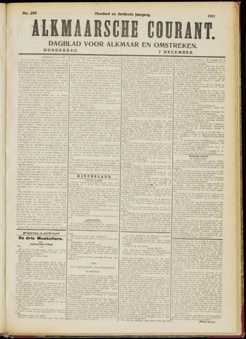 Alkmaarsche Courant 1911-12-07