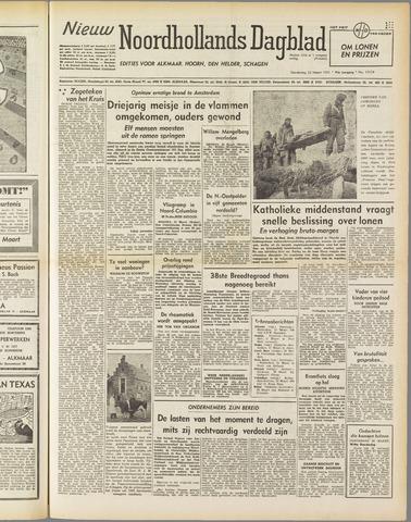 Nieuw Noordhollandsch Dagblad : voor Alkmaar en omgeving 1951-03-22