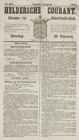 Heldersche Courant 1869-02-20