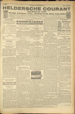 Heldersche Courant 1927-09-03