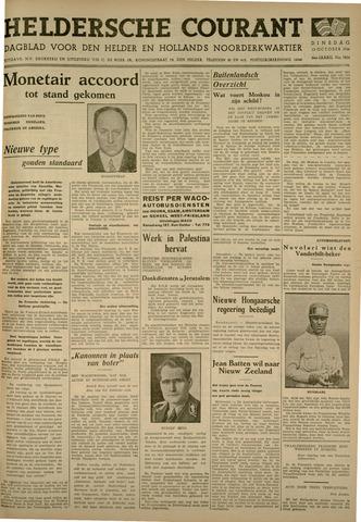 Heldersche Courant 1936-10-13