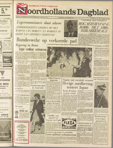 Noordhollands Dagblad : dagblad voor Alkmaar en omgeving 1964-06-16