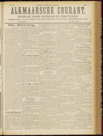 Alkmaarsche Courant 1916-03-28