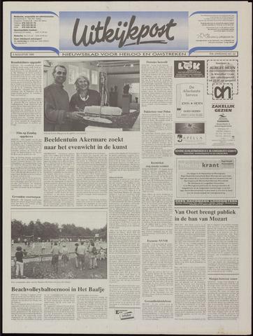 Uitkijkpost : nieuwsblad voor Heiloo e.o. 1998-08-05