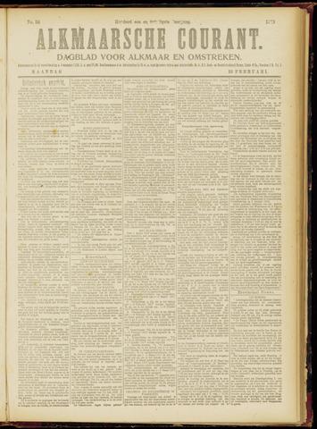 Alkmaarsche Courant 1919-02-10