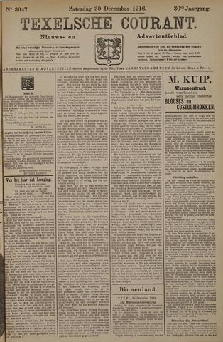 Texelsche Courant 1916-12-30