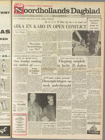 Noordhollands Dagblad : dagblad voor Alkmaar en omgeving 1964-11-21