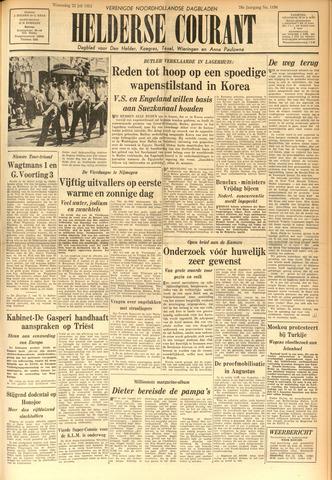 Heldersche Courant 1953-07-22