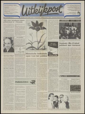 Uitkijkpost : nieuwsblad voor Heiloo e.o. 1993-04-14