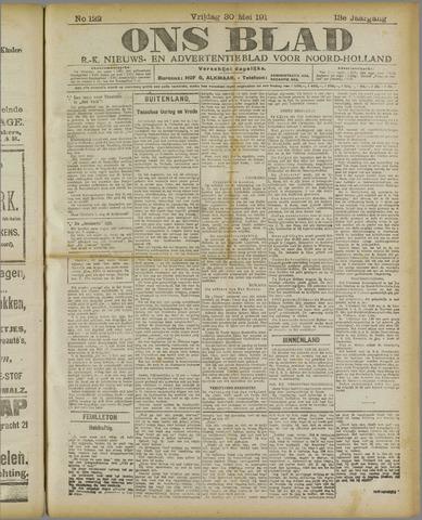 Ons Blad : katholiek nieuwsblad voor N-H 1919-05-30