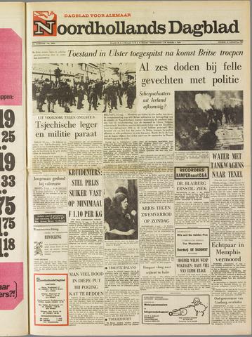 Noordhollands Dagblad : dagblad voor Alkmaar en omgeving 1969-08-15