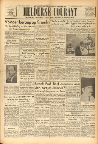 Heldersche Courant 1952-07-25