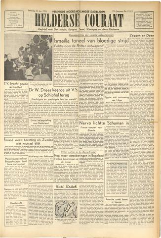 Heldersche Courant 1952-01-26