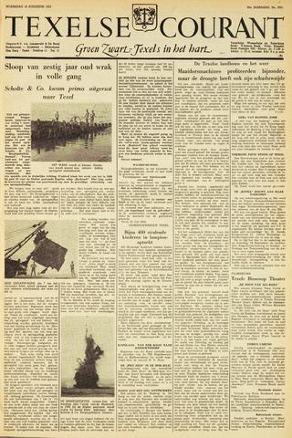 Texelsche Courant 1953-08-19