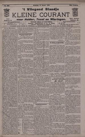 Vliegend blaadje : nieuws- en advertentiebode voor Den Helder 1900-01-10