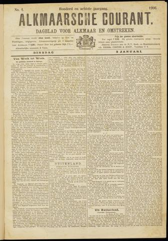 Alkmaarsche Courant 1906-01-02