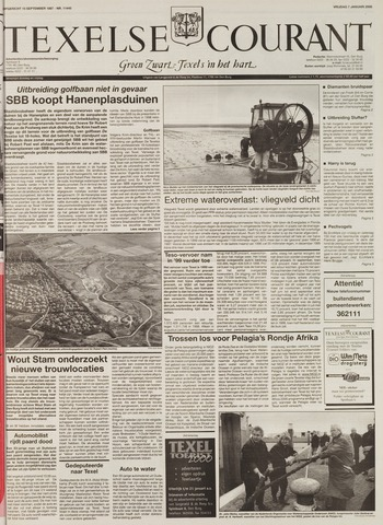 Texelsche Courant 2000-01-07