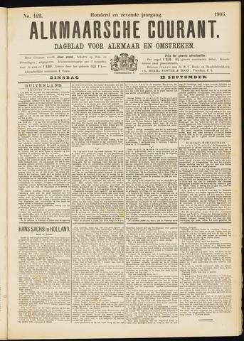 Alkmaarsche Courant 1905-09-12