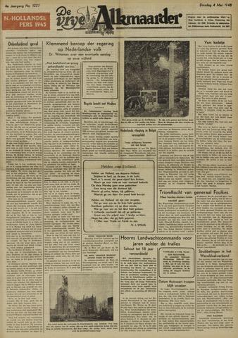 De Vrije Alkmaarder 1948-05-04