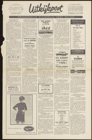 Uitkijkpost : nieuwsblad voor Heiloo e.o. 1968-10-17
