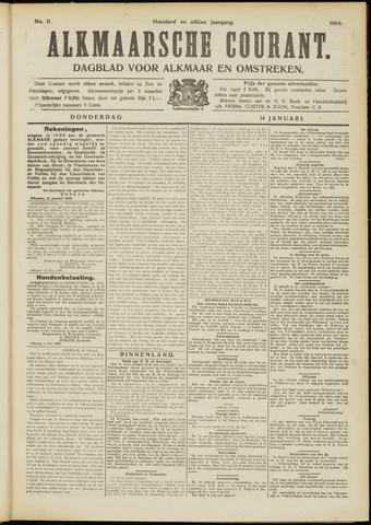 Alkmaarsche Courant 1909-01-14