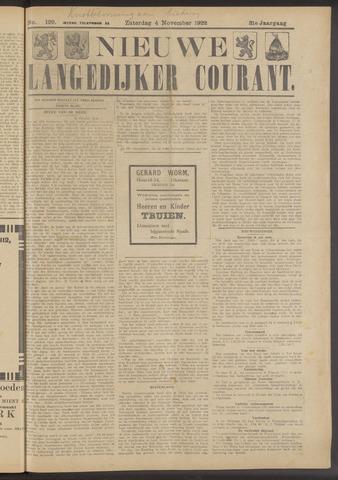 Nieuwe Langedijker Courant 1922-11-04