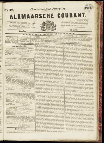 Alkmaarsche Courant 1861-07-14