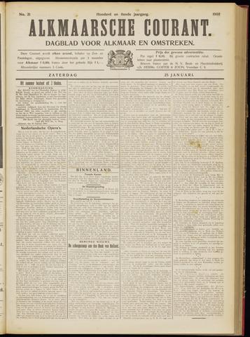 Alkmaarsche Courant 1908-01-25