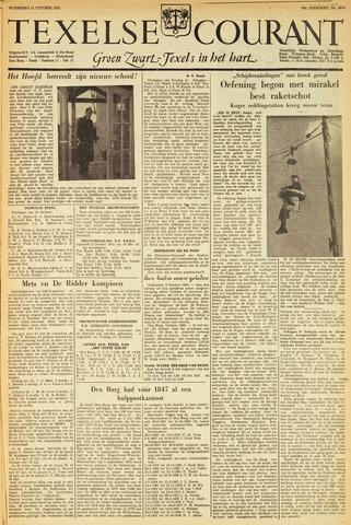 Texelsche Courant 1952-10-15