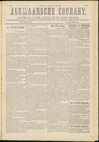 Alkmaarsche Courant 1914-12-31