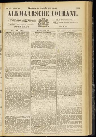 Alkmaarsche Courant 1900-05-23