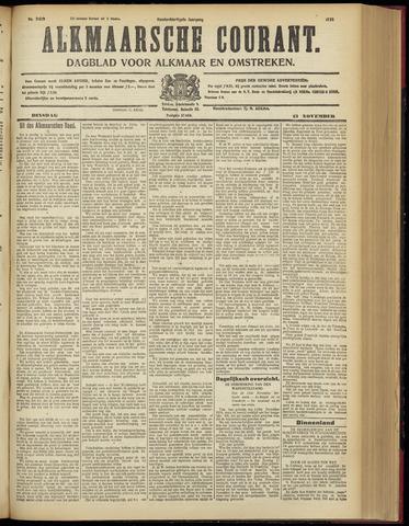 Alkmaarsche Courant 1928-11-13