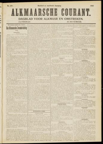 Alkmaarsche Courant 1912-11-23