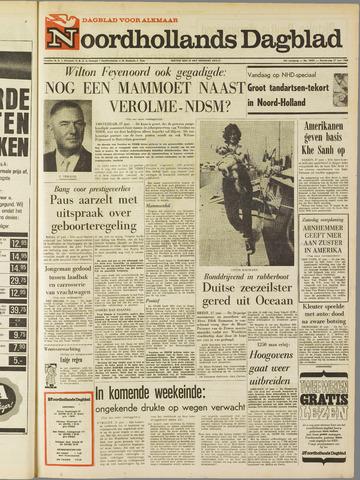 Noordhollands Dagblad : dagblad voor Alkmaar en omgeving 1968-06-27