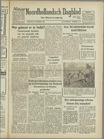 Nieuw Noordhollandsch Dagblad : voor Alkmaar en omgeving 1946-12-30
