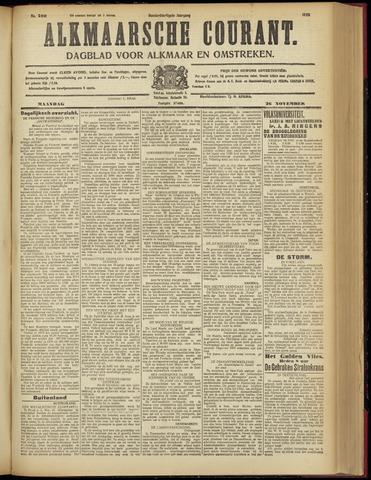 Alkmaarsche Courant 1928-11-26