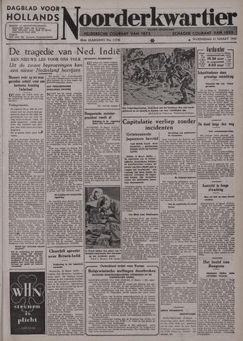 Dagblad voor Hollands Noorderkwartier 1942-03-11