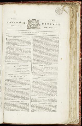 Alkmaarsche Courant 1821-01-22