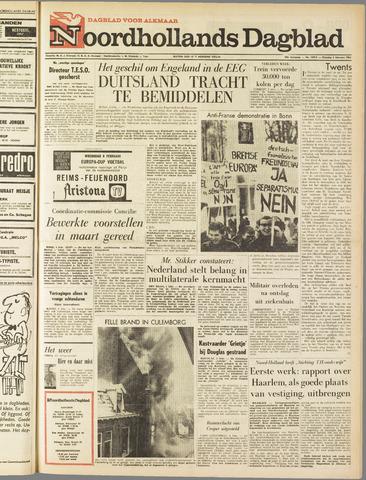 Noordhollands Dagblad : dagblad voor Alkmaar en omgeving 1963-02-05