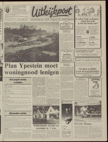 Uitkijkpost : nieuwsblad voor Heiloo e.o. 1986-11-26