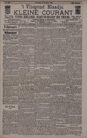 Vliegend blaadje : nieuws- en advertentiebode voor Den Helder 1896-12-16